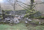 Remains of Old Cottage Kildare Before Work Commenced