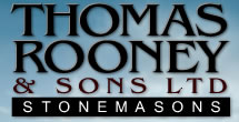 Thomas Rooney & Sons Ltd - Stonemasons